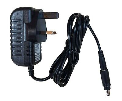 Power Supply For The Yamaha Dd-55 Drum Machine Adapter Cable Uk 12v 2a • 7.99£