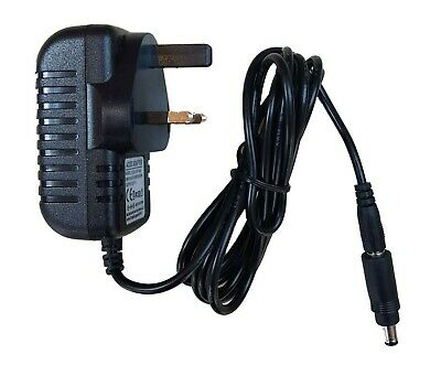 £7.99 • Buy Power Supply For The Yamaha Dd-55c Drum Machine Adapter Cable Uk 12v 2a