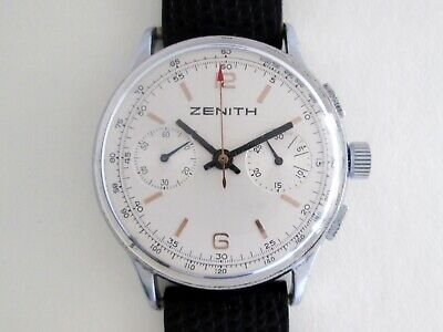 $750 • Buy Zenith Landeron 248 Mechanical Hand Winding Vintage Chronograph Men's Watch