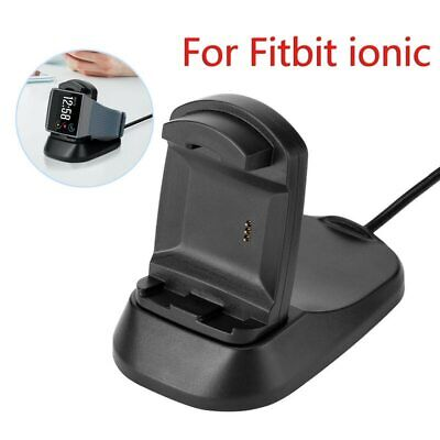 $ CDN20.32 • Buy Fitbit Ionic Charger Stand Charging Dock Cable Smartwatch Charge Integrated NEW