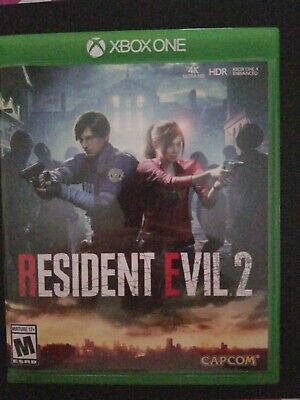 $25 • Buy *Great Condition* Resident Evil 2 - Xbox One