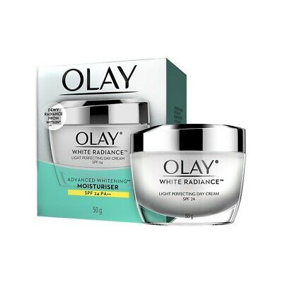 AU38.10 • Buy OLAY White Radiance Brightening Intensive Day Cream SPF24 PA++ UV Protection 50g