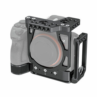 $ CDN132.01 • Buy SmallRig Half Cage With Arca-Type L-Bracket For Sony A7 III And A7R III CCS2236