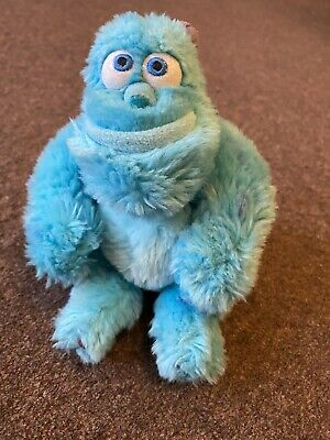 Disney Store Monsters Inc Sully Plush 8 . Collectable Toy • 6.50£