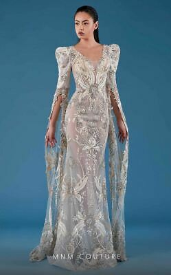 $ CDN2394 • Buy MNM Couture K3746 Evening Dress ~LOWEST PRICE GUARANTEE~ NEW Authentic