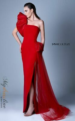 $ CDN1857.82 • Buy MNM Couture G1096 Evening Dress ~LOWEST PRICE GUARANTEE~ NEW Authentic