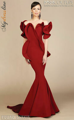 $ CDN1362.40 • Buy MNM Couture 2328 Evening Dress ~LOWEST PRICE GUARANTEE~ NEW Authentic
