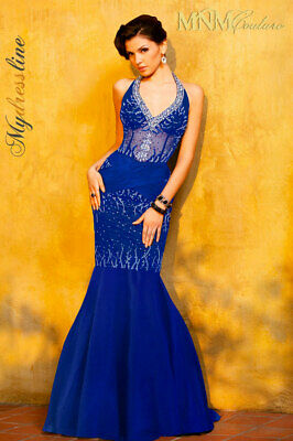 $ CDN931 • Buy MNM Couture 7449 Evening Dress ~LOWEST PRICE GUARANTEE~ NEW Authentic
