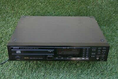 Denon Dcd 1500  Compact Disc Player Audiophile Quality • 100£
