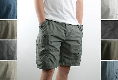 $21.99 • Buy Coleman Cargo Shorts Mens Relaxed Fit Solid Lightweight Hiking Short