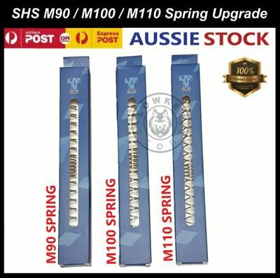 AU13.99 • Buy Upgrade SHS M90 M100 M110 Unequal Spring Gel Blaster Gen8 J9 J10 ACR M4A1 Parts