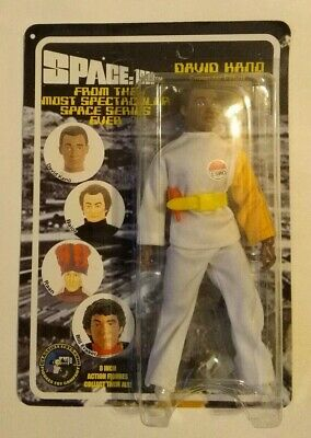 $42 • Buy Space 1999 David Keno 8  Classic TV Toys Action Figure NEW
