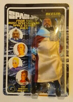 $48 • Buy Space 1999 Mentor 8  Classic TV Toys Action Figure NEW