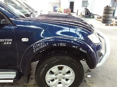 AU220 • Buy Mitsubishi Triton Right Guard  Ml-mn, Flared, Non Snorkel Type, 07/06-04/152011