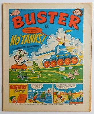 BUSTER Comic - 14th August 1976 • 2.99£