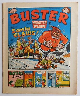 BUSTER Comic - 18th December 1976 • 2.99£