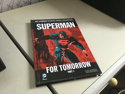 Dc Comics Graphic Novel Collection - Superman For Tomorrow Part 1 • 3£
