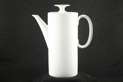 £35.70 • Buy Thomas - Medaillon Gold Band - White With Thin Gold Line - Coffee Pot - 66879Y