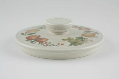 £6.45 • Buy Wedgwood - Quince - Butter Dish Lid Only - 205285G