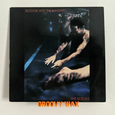 Siouxsie And The Banshees - The Scream - (EX/VG+) - UK Vinyl Original First E... • 19.99£
