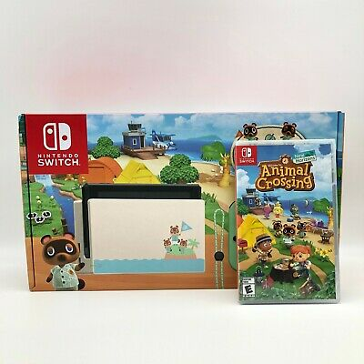 $ CDN1342.49 • Buy Nintendo Switch Animal Crossing: New Horizon Special Edition With Game