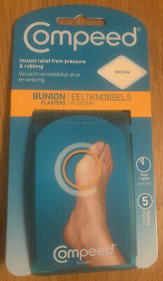 Compeed Medium Bunion Plasters - 5 Plasters • 4.99£