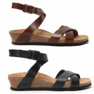 Papillio By Birkenstock LOLA 1009237 (Nar) Ladies Womens Summer Strappy Sandals • 75£
