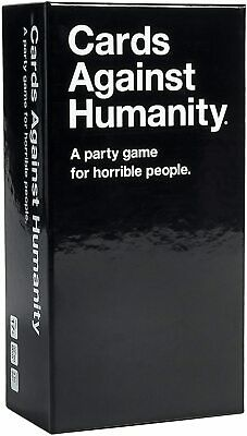 AU19.95 • Buy Cards Against Humanity Funny Adult Board Games