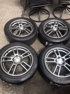 $499.50 • Buy Mille Miglia 17x8. Et45. 5x114.3 Made In Italy. Maxima Accord Camry