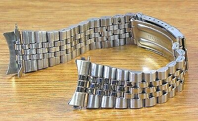 $ CDN33.51 • Buy Jubilee Watch Band Bracelet Stainless Steel For Men Rolex 20mm Top Quality...
