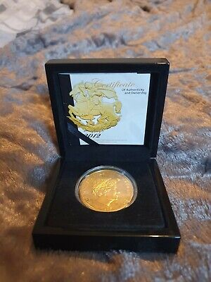 £25 • Buy St George And The Dragon 2012  £5 Coin.