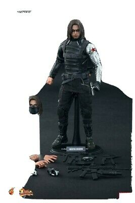 $250 • Buy Hot Toys MMS241 Captain America The Winter Soldier 1:6 Scale Collectible Figure