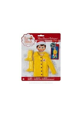 AU19.55 • Buy Elf On The Shelf Outfit- Caroling In The Raincoat- New