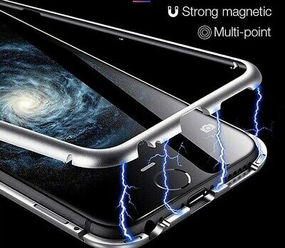 £1.49 • Buy Case For IPhone 11,Pro And Max Magnetic Adsorption Back Glass Tempered Glass Uk