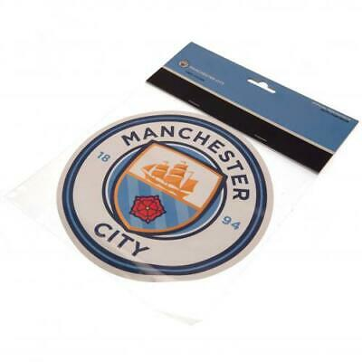 Manchester City Fc Large Sticker For Use On Laptop Fridge Wall 18 Cm Xmas Gift • 3.98£