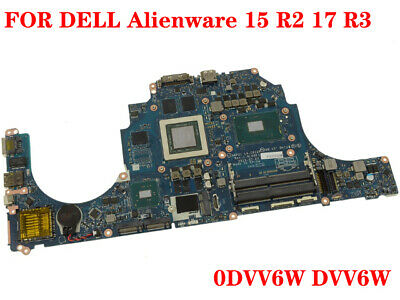 $ CDN1099.82 • Buy FOR DELL Alienware 15 R2 17 R3 Laptop Motherboard DVV6W I7-6700HQ 100% Test Work