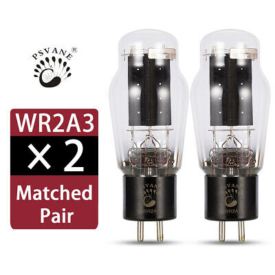 $ CDN663.70 • Buy 2PCS PSVANE WR2A3 Vacuum Tube Matched Pair Replace 2A3 2A3B 2A3C For HiFi Amp