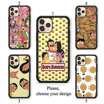 £8.51 • Buy Bob's Burgers Case For Iphone 11 12 XR Pro SE Max X XS 8 Plus 7 6 TPU Cover SN