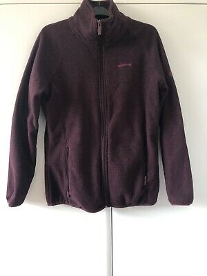 Craghoppers Women's Fleece Jacket Size 12 • 9£