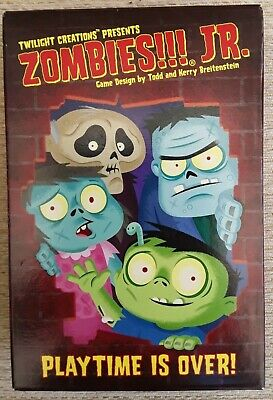 Zombies Jr Board Game • 16.99£
