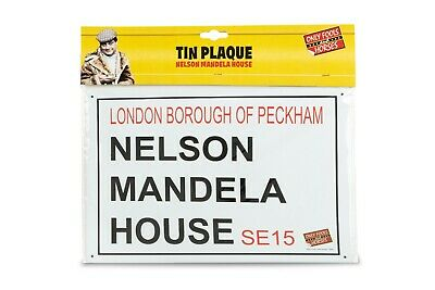 Only Fools And Horses Nelson Mandela House Sign OFFICIAL • 9.99£