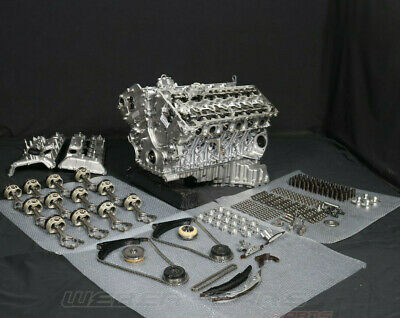 AU18655.74 • Buy BMW 7er M760i G12 V12 N74 B66 Motor Engine Crankshaft Cylinder Heads 850KM