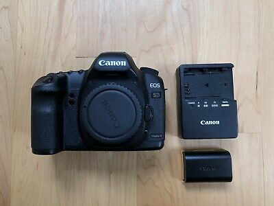 $ CDN805.50 • Buy Canon EOS 5D Mark II 21.1MP Digital SLR Camera  (Body Only) Excellent Condition