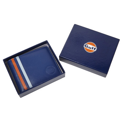 Gulf Leather Wallet • 28£