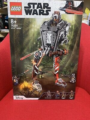 AU123.98 • Buy LEGO Star Wars AT-ST Raider (75254) BNIB