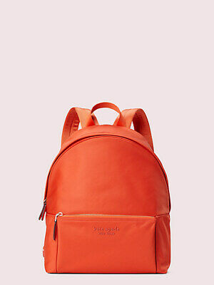 $ CDN158.18 • Buy Kate Spade New York Nylon City Pack LARGE Backpack - TAMARILLO NEW