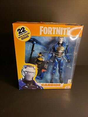 $ CDN27 • Buy Fortnite ~ Carbide 7-INCH ACTION FIGURE ~ McFarlane Toys