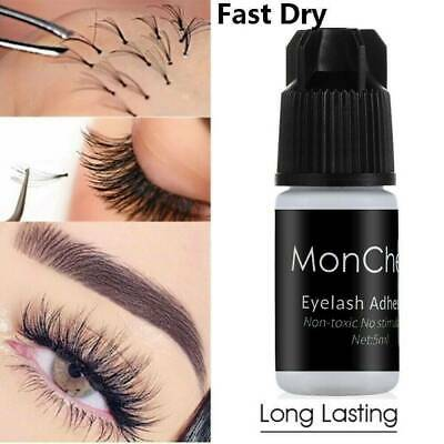 £2.83 • Buy 5ml Fast Drying Eyelash Extension Glue Strong Adhesive F/ Semi Permanent Lash US