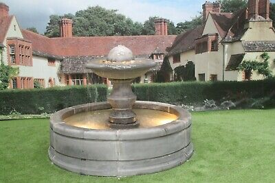 £2201.10 • Buy Regis Base Ball Fountain, In Tate Pool Surround Stone Garden Water  Feature