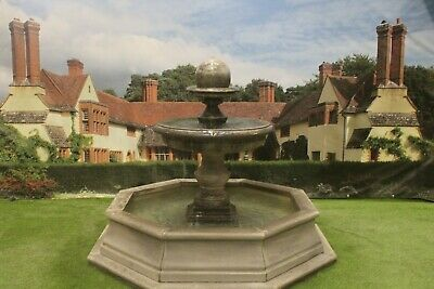 £2632.85 • Buy Large Regis Ball Fountain In Small Frontier Pool Surround Stone Water  Feature